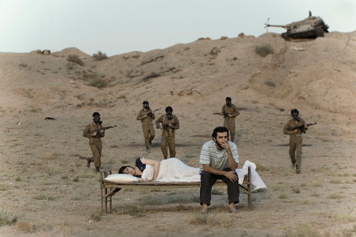 Today's Life and War - Gohar Dashti